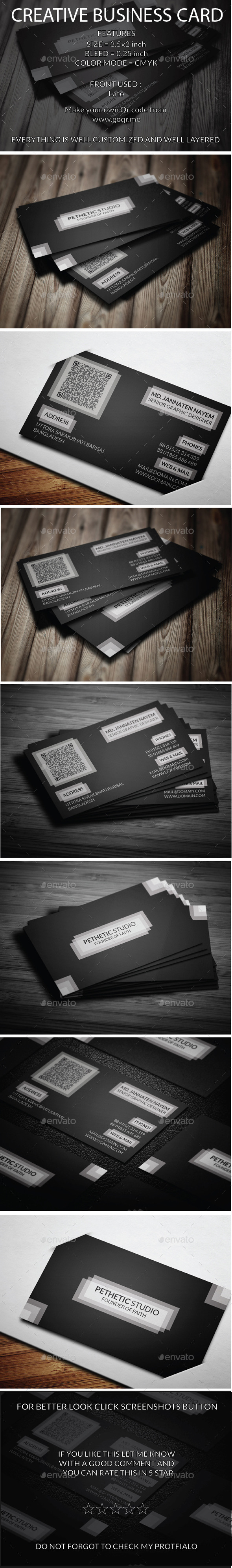 GraphicRiver Creative Business Card 9848102