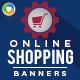 E-Commerce Banner Set - GraphicRiver Item for Sale