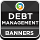 Financial Company Banners - GraphicRiver Item for Sale