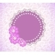 Romantic Flower Frame Background - GraphicRiver Item for Sale