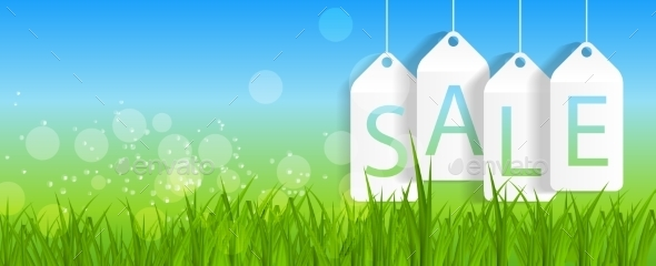 GraphicRiver Sale Banner with Place for Your Text 9848493