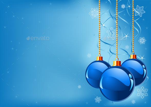 GraphicRiver Christmas Background 9848744