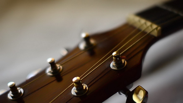 VideoHive Vintage Guitar 9848857