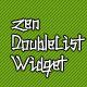 zenDoubleListWidget