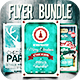 Bundle - Christmas Flyer/Card/Poster Vol.3-5-7 - GraphicRiver Item for Sale