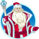 Father Frost the New Year Character - GraphicRiver Item for Sale