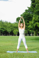 Young sport girl do yoga - PhotoDune Item for Sale