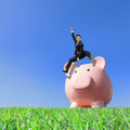 Happy Saving Money - PhotoDune Item for Sale