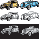 Classic Car - GraphicRiver Item for Sale