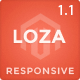 Loza Store - Multipurpose Responsive Magento Theme