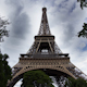 The Eiffel Tower In Paris France 1 - VideoHive Item for Sale