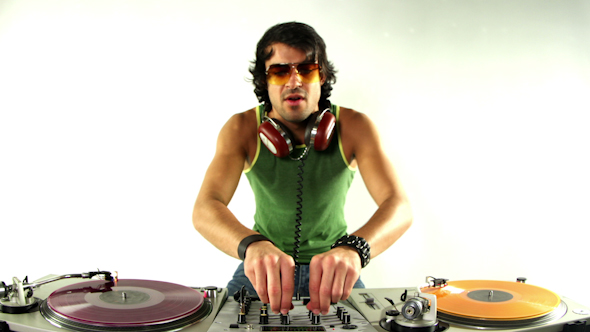 Dj Mixing Records 2