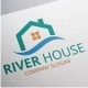 River House Logo - GraphicRiver Item for Sale