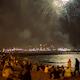 Fireworks Barcelona Beach - VideoHive Item for Sale