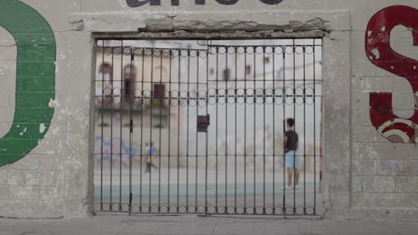 Football Havana Cuba 2