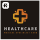 Health Care Logo - GraphicRiver Item for Sale