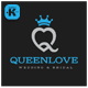 Queen Love - GraphicRiver Item for Sale