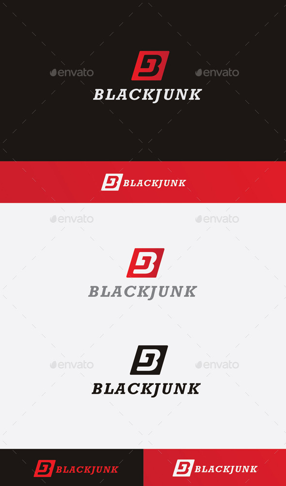 GraphicRiver Black Junk 9849689