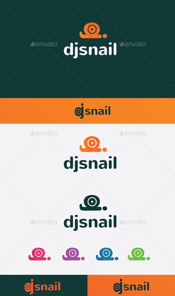 GraphicRiver Dj Snail 9849693