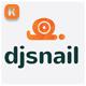 Dj Snail - GraphicRiver Item for Sale