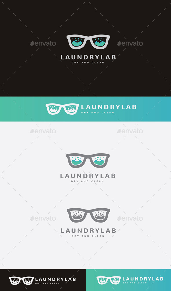 GraphicRiver Laundry 9849696
