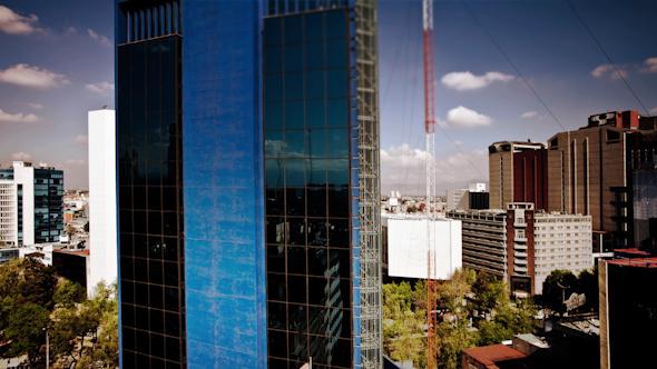 Mexico Df Skyline Finance 1