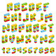 Toy Block Alphabet  - GraphicRiver Item for Sale