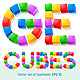Alphabet of Children's Blocks - GraphicRiver Item for Sale