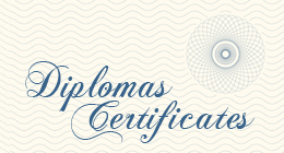 Diploma/Certificate Backgrounds