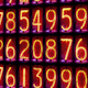 Nixie Clock Numerical Counter Videowall - VideoHive Item for Sale