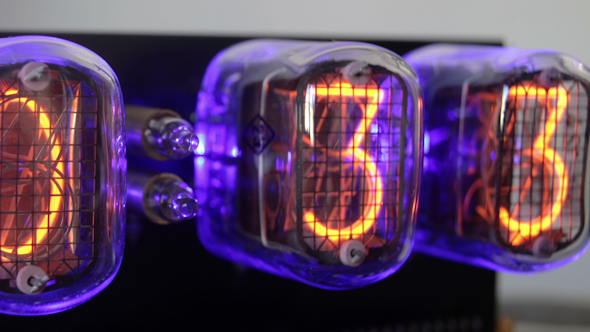 Nixie Tube Clock A Numerical Counter 2