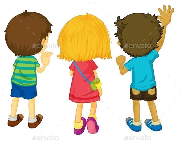 GraphicRiver 3 Kids 9850491