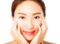 closeup beautiful young asian woman face - PhotoDune Item for Sale