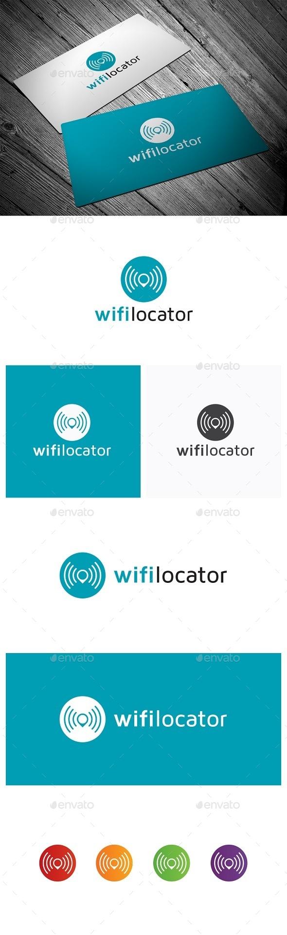 GraphicRiver Wifi Locator 9850818