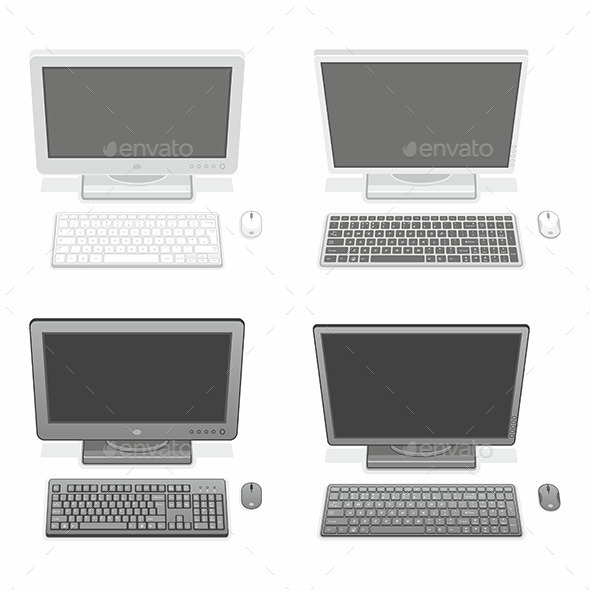 GraphicRiver Computer 9850990