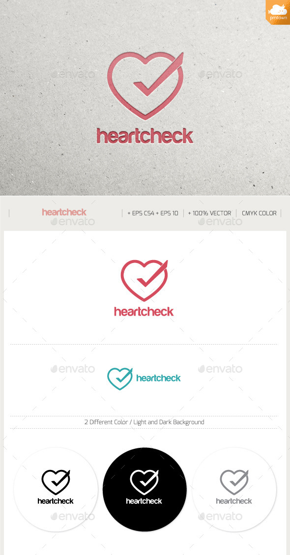 GraphicRiver Heart Check 9851970