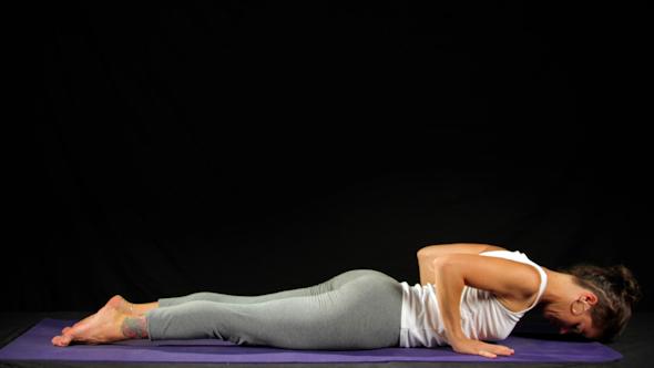 Yoga Girl Shilouettes Helathy Lifestyle 1