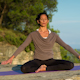 Yoga Teacher, Amazing Location, Mountain Clifftop 1 - VideoHive Item for Sale