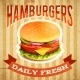 Fast Food Poster - GraphicRiver Item for Sale