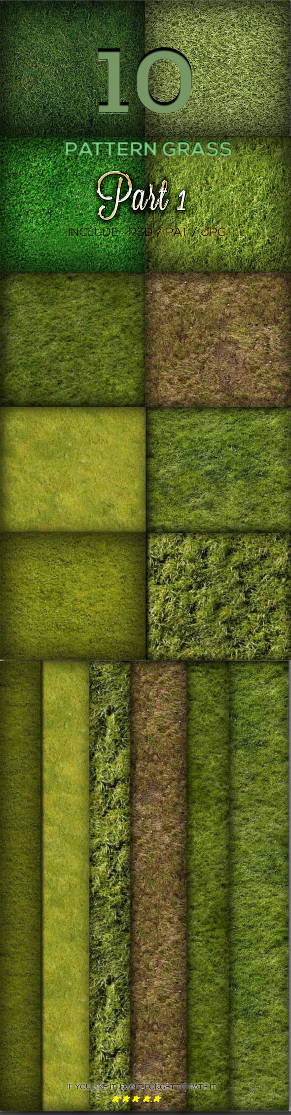 GraphicRiver 10 Grass Texture Pattern Part 1 9852790
