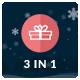 Elegant Christmas Intro  - VideoHive Item for Sale