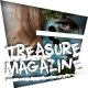 Treasure Magazine - GraphicRiver Item for Sale