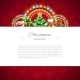 Red Christmas Background with Copy Space - GraphicRiver Item for Sale