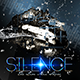 Silence Flyer - GraphicRiver Item for Sale
