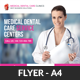 Health & Medical Doctors Flyer Template  - GraphicRiver Item for Sale