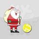Santa Ball - CodeCanyon Item for Sale