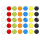 Colorful Glossy Round Web Buttons Vector - GraphicRiver Item for Sale