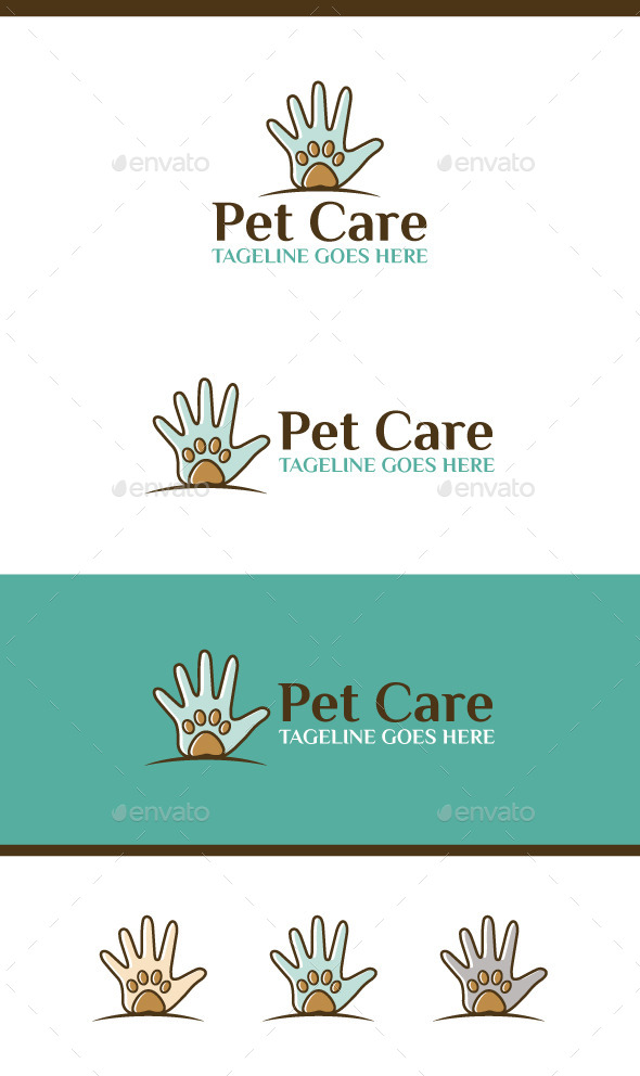GraphicRiver Pet Care 9854540
