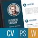 Clean Cv / Resume - GraphicRiver Item for Sale
