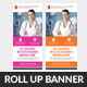 Medical Doctors Rollup Banners - GraphicRiver Item for Sale